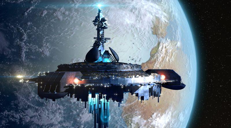 Aliens Fermi Paradox